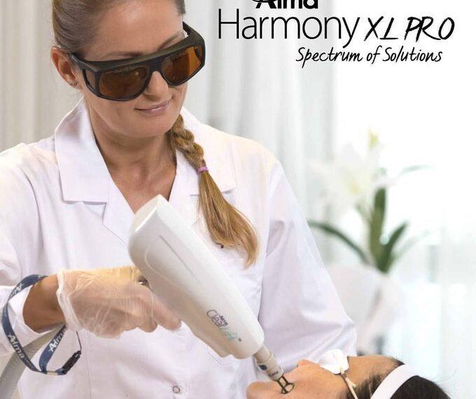 Tratamente cu laserul Harmony XL Pro in Timisoara